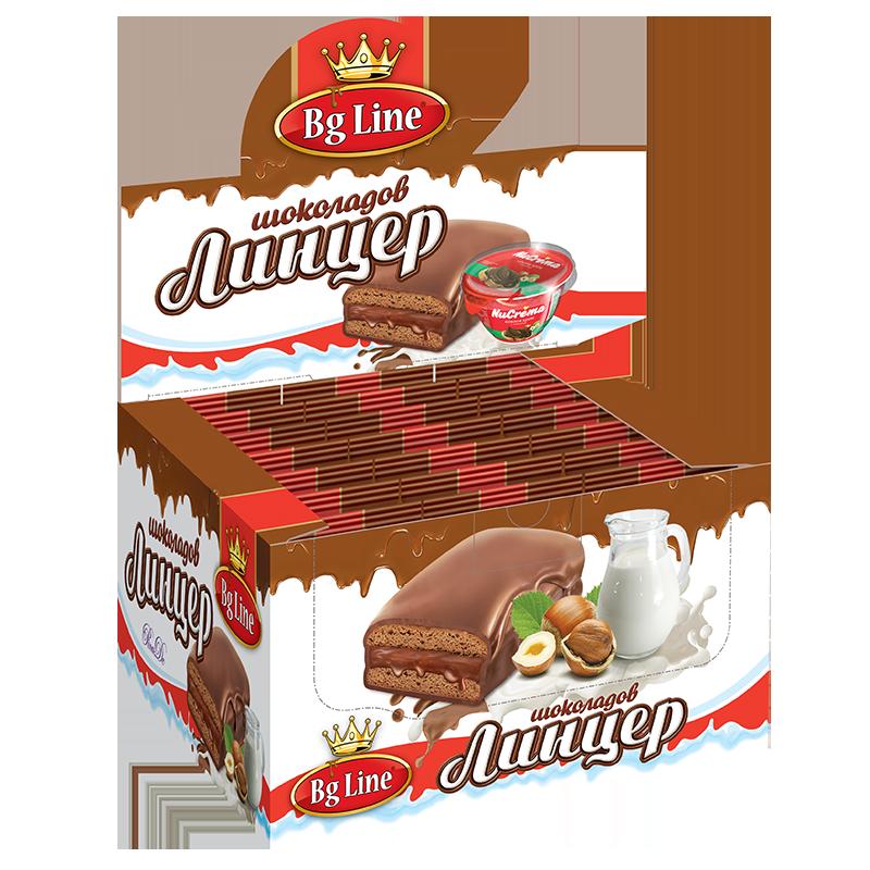 Шоколадов линцер