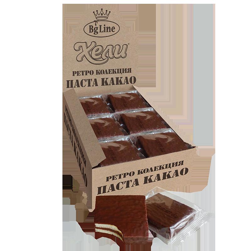 Ретро Паста Хели какао