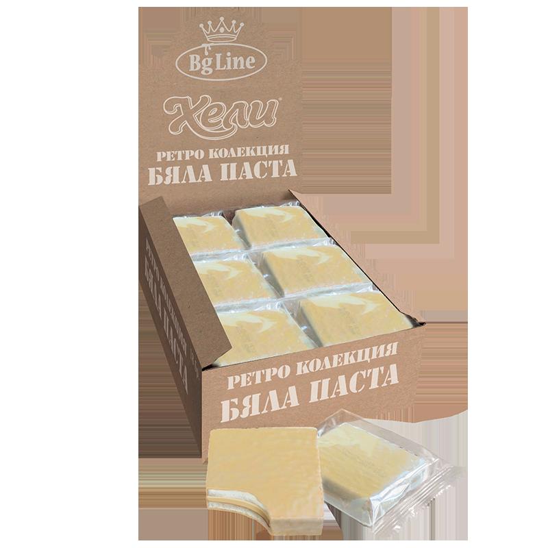 Ретро Паста Хели с бял шоколад