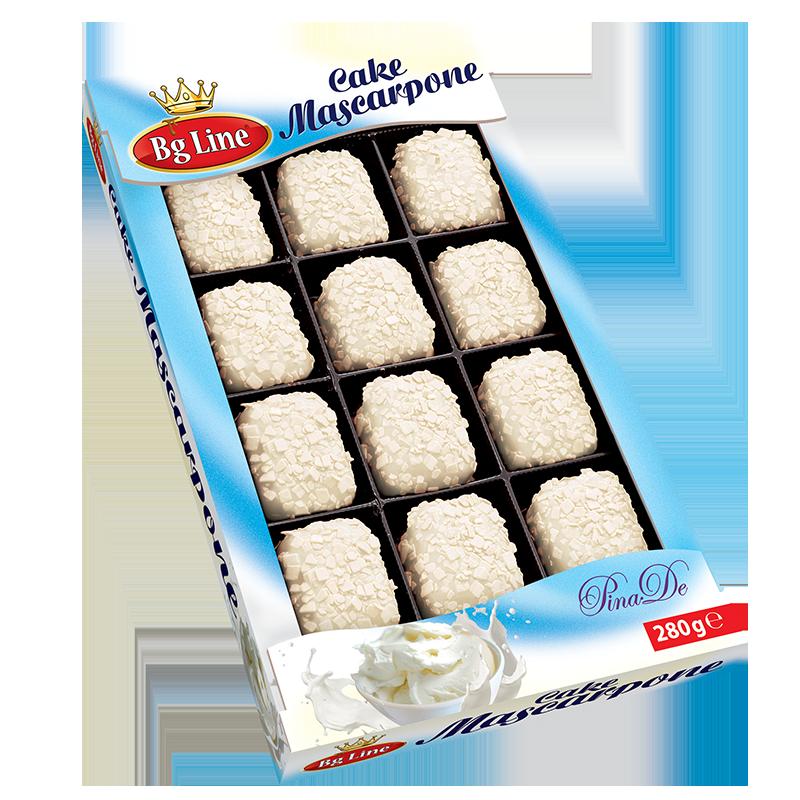Mini cake Mascarpone 280 gr