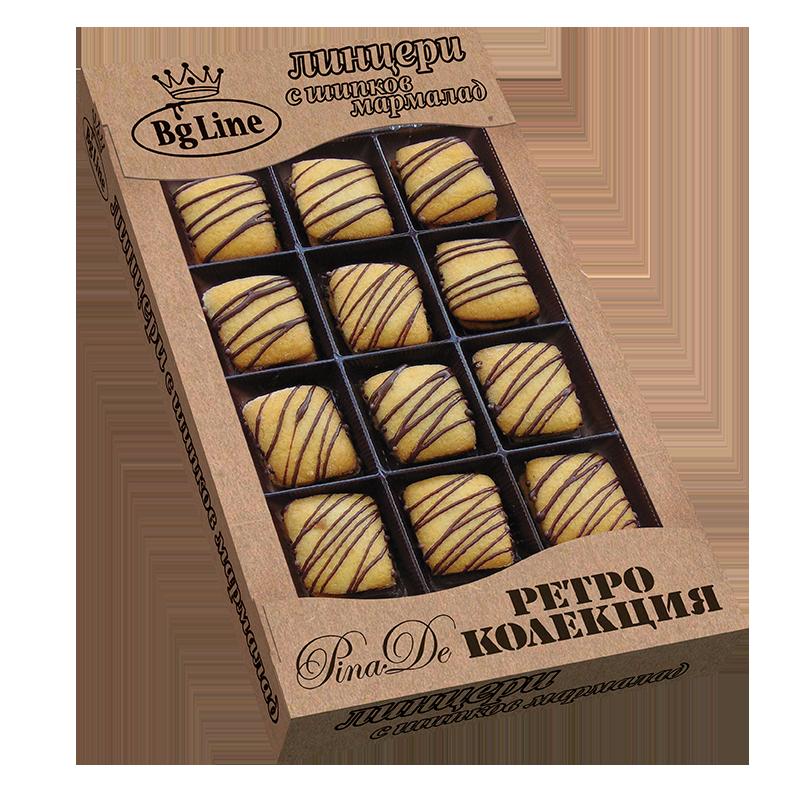 Ретро Кейк с шипков мармалад 230 гр