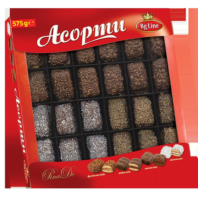 Мини кейк Асорти