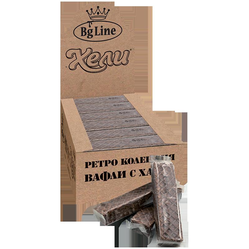 Ретро вафли Хели какао
