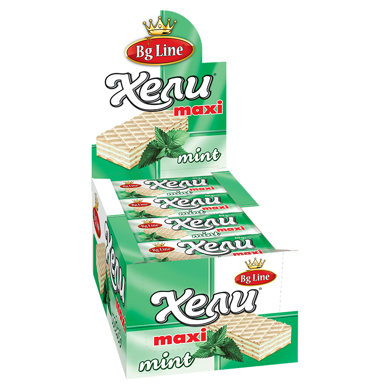 Wafer Hely MAXI Mint