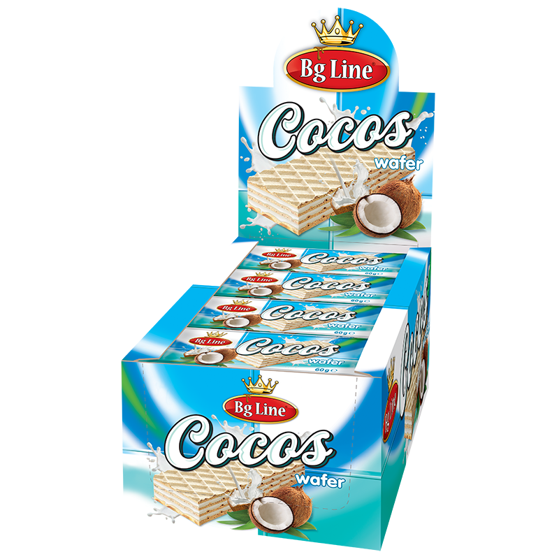 Wafer Bg Line Cocos