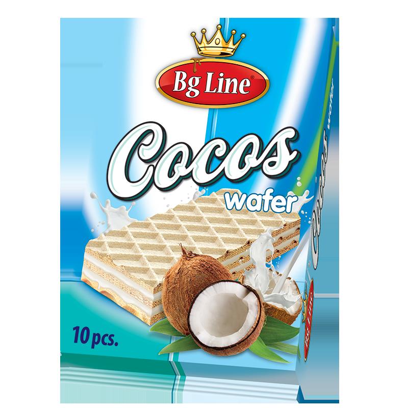 Wafer Bg Line Packet Cocos
